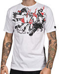 Wax - Crew Tattoo Mens T-shirt