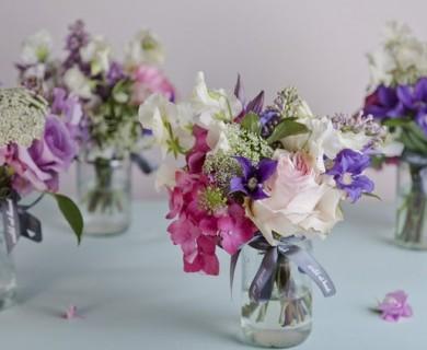 Quelles fleurs de saison pour un mariage Printanier ?