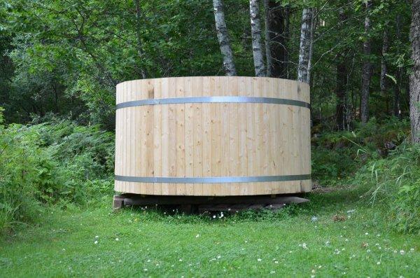 Unika Bada utomhus i trädgården | www.myza.se TC-65