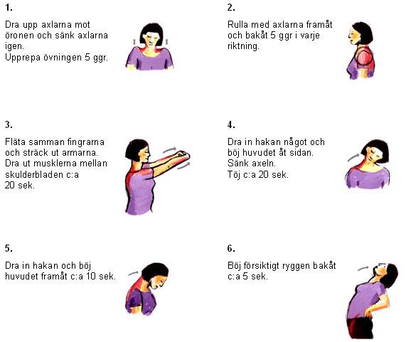 övningar