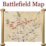 Waterloo battlefield map