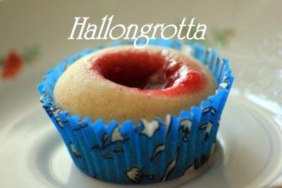 Recept på Hallongrotta