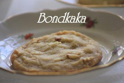 Recept på Bondkaka