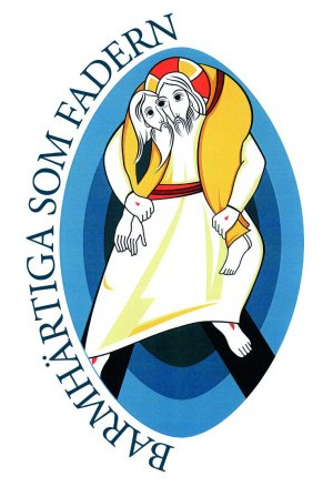 Logga för Barmhärtighetens år 2016