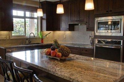 renovera köket och ändra luckor
