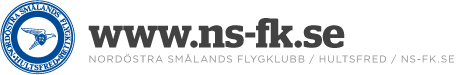 www.ns-fk.se | Nordöstra Smålands Flygklubb