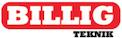 Logotyp för BilligTeknik
