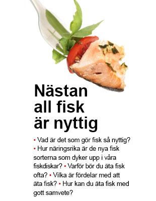 varför är fisk nyttigt