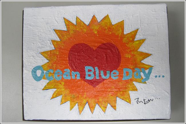 追悼セレモニー『OCEAN BLUE DAY』の開催について