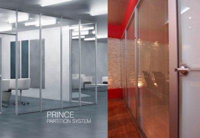 سری لوکسی فرم با پرکننده دیواره ام دی اف و شیشه