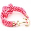 Pink armbånd