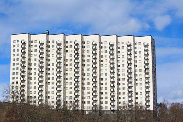 höghus stockholm