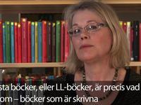 Om att läsa på många sätt (på bosniska) - LL-böcker (lättlästa böcker