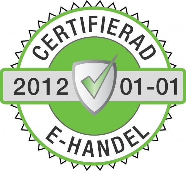 Online Handel Ehandel Certifierad