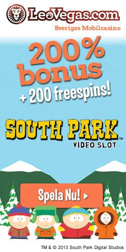 Free spins och bonus hos Leo Vegas