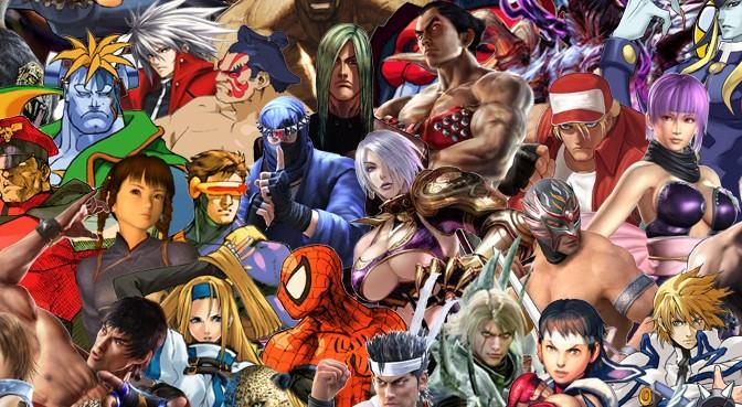 REA på fighting till PS3