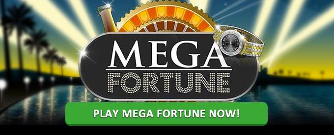 Mega Fortune slot - play at Mr Smith casino