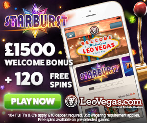 20 FREE SPINS NO DEPOSIT AT LEO VEGAS