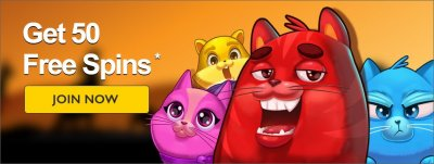 AUSTRALIAN CASINO GIVES 50 FREE SPINS NO DEPOSIT