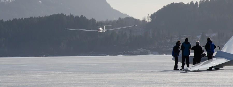 Sesongstart Steinsfjorden