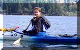 Paddle Kitsap paddler