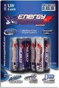 Energy paintball AA batteri