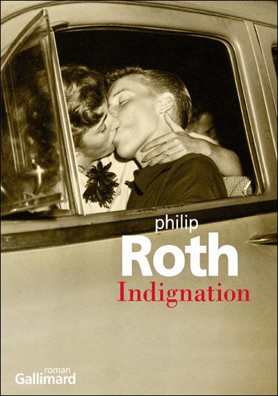 Indignation - Philippe Roth