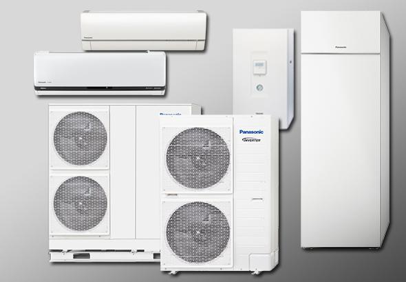 Värmepumpar från Panasonic