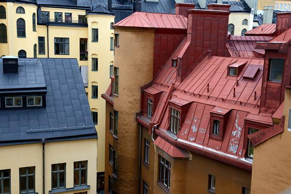 plåttak stockholm