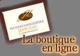 La boutique en ligne de la Pâtisserie Jean-luc