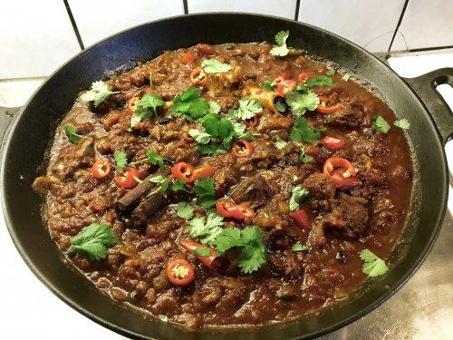 recept med garam masala