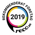rekommenderat företag 2019