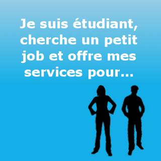 Je cherche un job