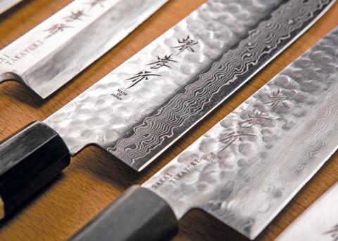 """L'arte del tagliare: i segreti """"affilati"""" della cucina giapponese"""