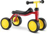 Pukylino lasten potkupyörä - Punainen