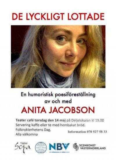 Anita Jacobson De lyckligt lottade