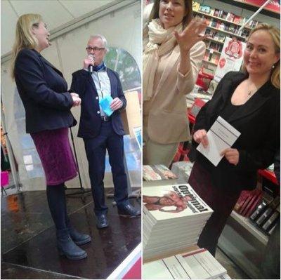 Anita Jacobson Litteraturscenen Sundsvall