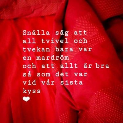 Poesi till dig - Av Anita Jacobson