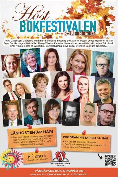 Höstbokfestival