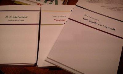 Böcker av Anita Jacobson