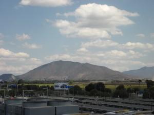 Omgeving Santiago de Chile