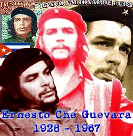 Ernesto Che Guevara (1928 - 1967), Guerrilla Warrior, National Hero of Cuba