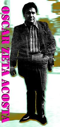 Oscar Zeta Acosta
