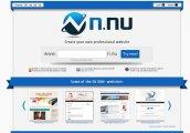 professional website  N.nu