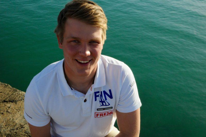 Oskari Muhosesta nuorten maailmanmestari Finnjollassa
