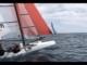 Kurtbay ja Järvinen lentävällä Nacrallaan 28:nneksi
