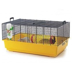 Ruffy 2 råttbur