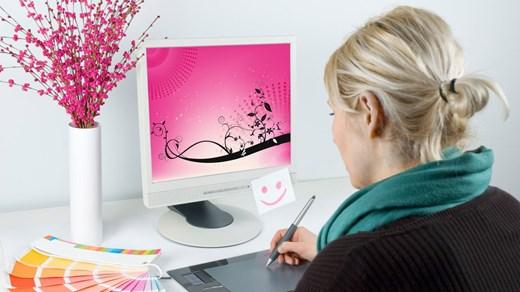 grafisk design utbildning