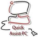 Logo Quick Assist PC
