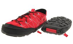 Leichte, faltbare Schuhe